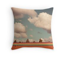 Retro Throw Pillow