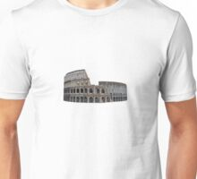 Colosseum in Rome Unisex T-Shirt