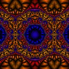 Moroccan Tile by Susan Sowers