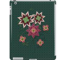 Floral Pattern iPad Case iPad Case/Skin