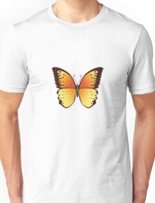 Vector Butterfly Unisex T-Shirt