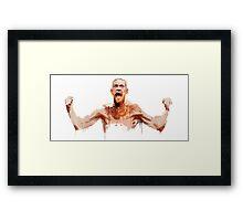 Conor McGrager Framed Print