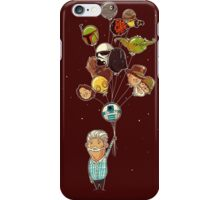 George lucas balloons iPhone Case/Skin