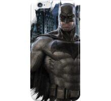 Batman - Ben Afflek  iPhone Case/Skin