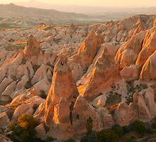 rose valley, cappadocia, by Michelle Thomson