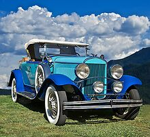 1929 Chrysler 75 Roadster by DaveKoontz
