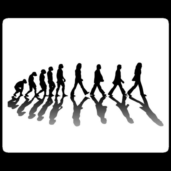 Beatles Evolution by ShaneReid2