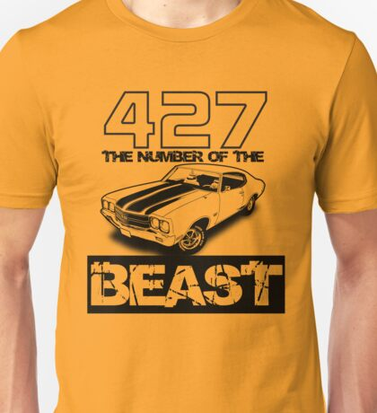 427 - The Number of the Beast Unisex T-Shirt