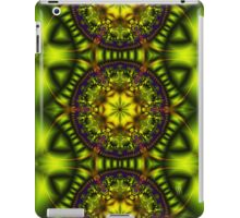 Green Lotus iPad Case/Skin