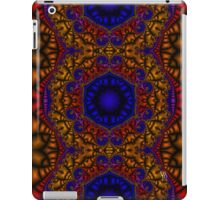 Moroccan Tile - Fractal Jewels Series iPad Case/Skin