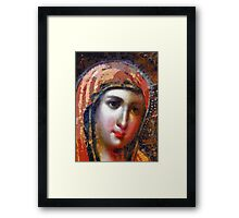 The Virgin Mary Framed Print
