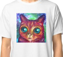 Alien cat Matilda Classic T-Shirt