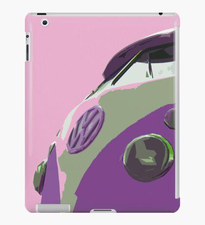 Sky Pink Split iPad Case/Skin