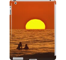 Sunset Surfers iPad Case/Skin