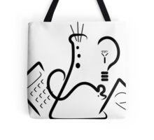Science Fair Logo Tote Bag