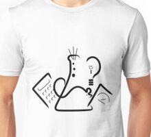Science Fair Logo Unisex T-Shirt