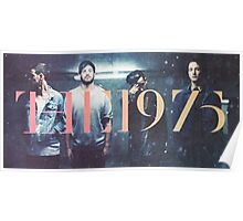 the 1975 Poster