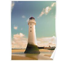 Fort Perch Rock Lighthouse Poster