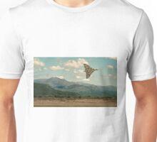 Vulcan Wing Over Unisex T-Shirt