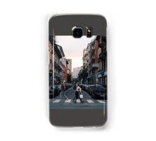 Vienna streets   Samsung Galaxy Case/Skin