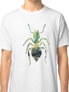 Abstract colorful ant painting Classic T-Shirt
