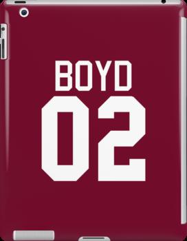 Boyd Jersey - white text by sstilinski