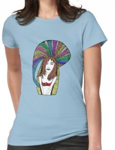 Lady Maze T Shirt Womens Fitted T-Shirt