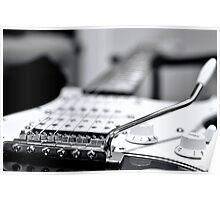 Stratocaster #3 Poster