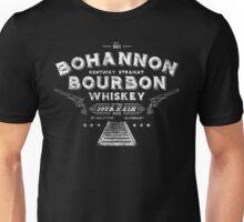 Bohannon Bourbon Unisex T-Shirt