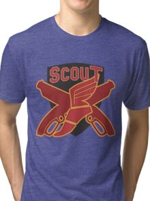 Team Fortress 2 Red Scout Tri-blend T-Shirt