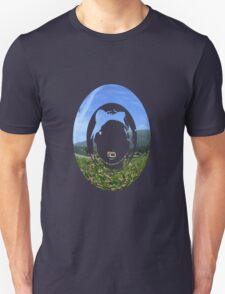 through a football's eyes T-Shirt