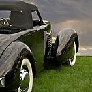 1936 Cord Cabriolet by DaveKoontz