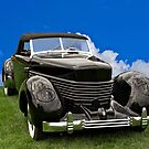 1936 Cord Cabriolet 2 by DaveKoontz