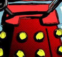 Dalek Drone Sticker