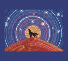 Night of the Wandering Wolf T-Shirt