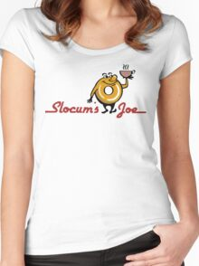 Slocum's Joe - Fallout 4 Women's Fitted Scoop T-Shirt