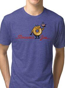 Slocum's Joe - Fallout 4 Tri-blend T-Shirt