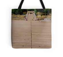 A bridge for pedestrians Tote Bag