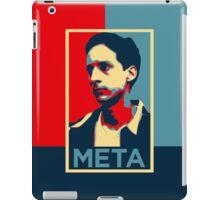 Meta iPad Case/Skin