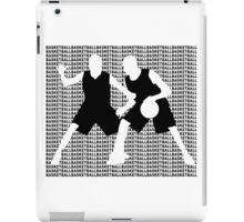 Basketball Dribble  iPad Case/Skin