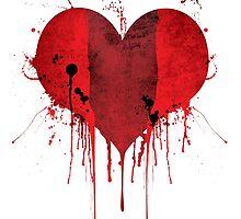 Bleeding Heart by pixelfreak