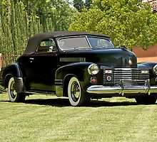 1941 Cadillac Convertible by DaveKoontz