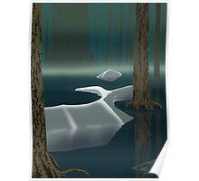Ash Lake - Dark Souls Poster