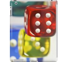 Dice iPad Case/Skin