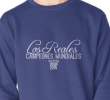 KC Royals World Champions in Espanol Pullover