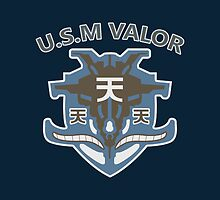 U.S.M Valor v1 - (iPad) by Adam Angold