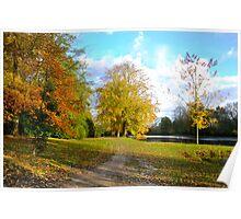 Autumn Colours pt2 Poster