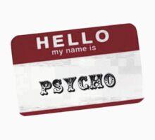 Psycho by MikeDAdams