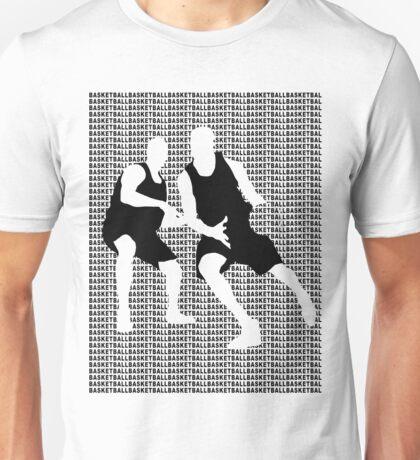 Basketball Dribble  Unisex T-Shirt