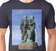 Commando Monument Unisex T-Shirt